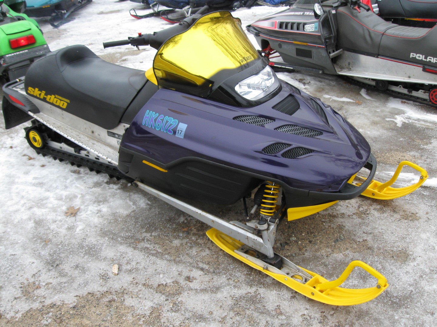 2000 ski-doo summit snowmobile left quarter in clearlake MN