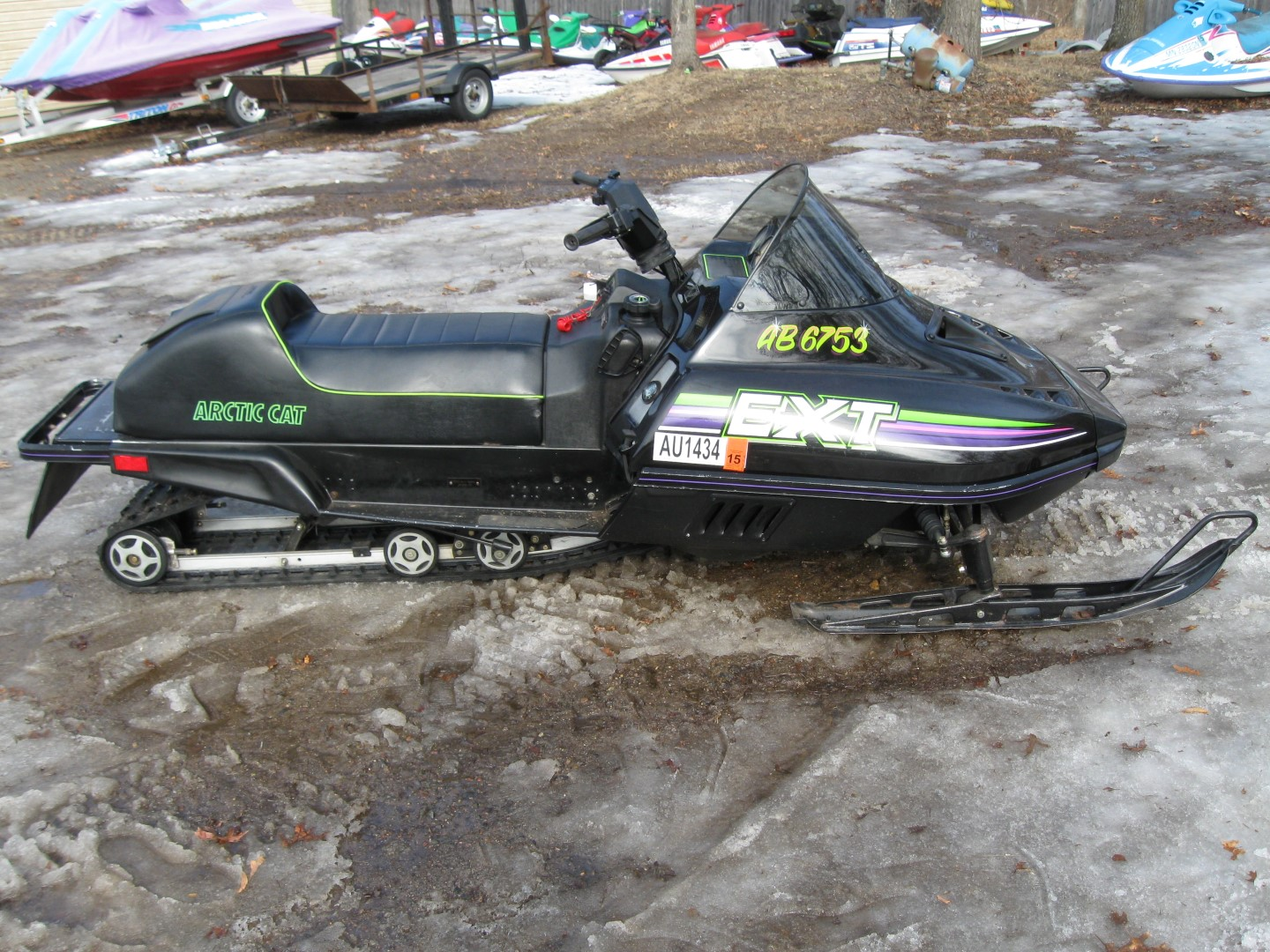 Arctic Cat Mountain Cat  For Sale