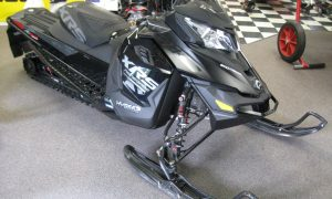 2015 Ski-Doo Renegade 800R E-TEC snowmobile for sale st cloud mn Seaberg Motorsports Crosslake MN Front right quarter