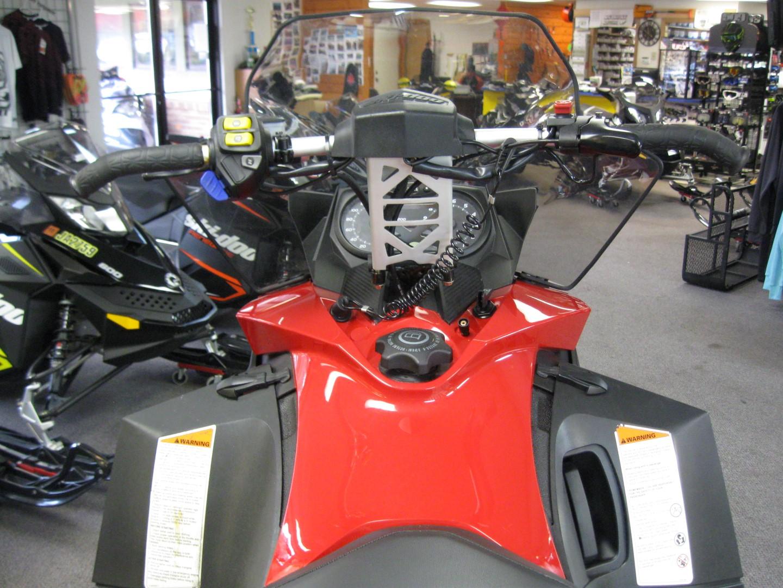 2011 Ski-Doo Renegade 800 XP for sale Handlebars view maple grove mn seaberg motorsports clearlake mn