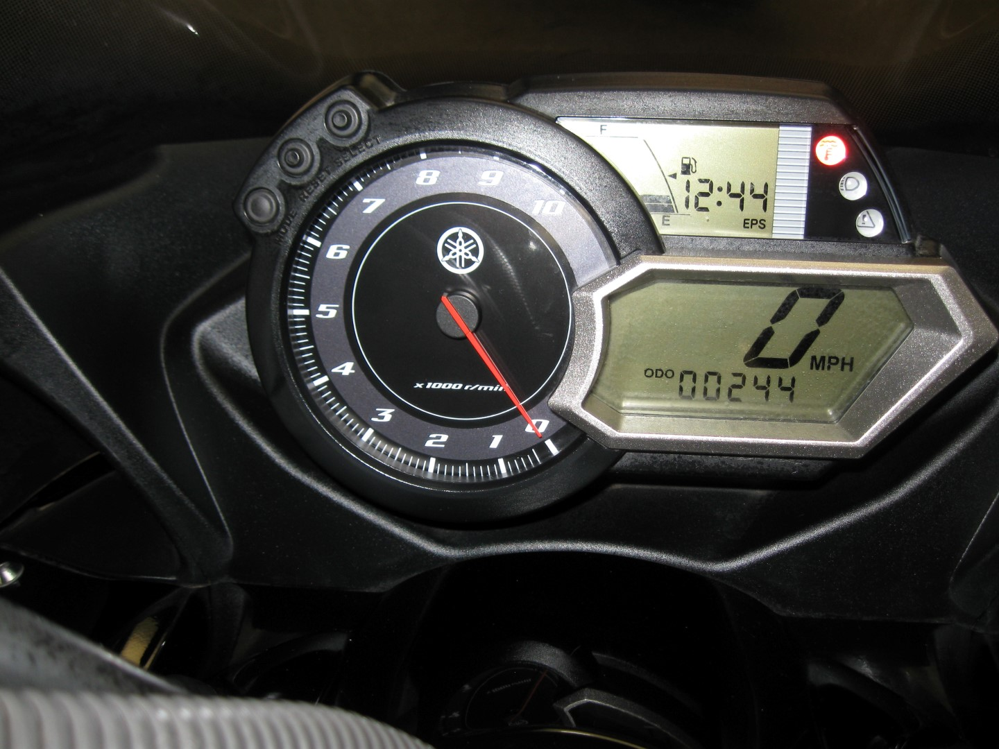 2012 Yamaha RS Vector Snowmobile gauges speedometer Minneapolis MN for sale