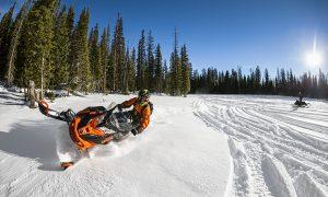 Skidoo rental snowmobile sled Crosslake MN Detroit lakes st cloud Minnesota