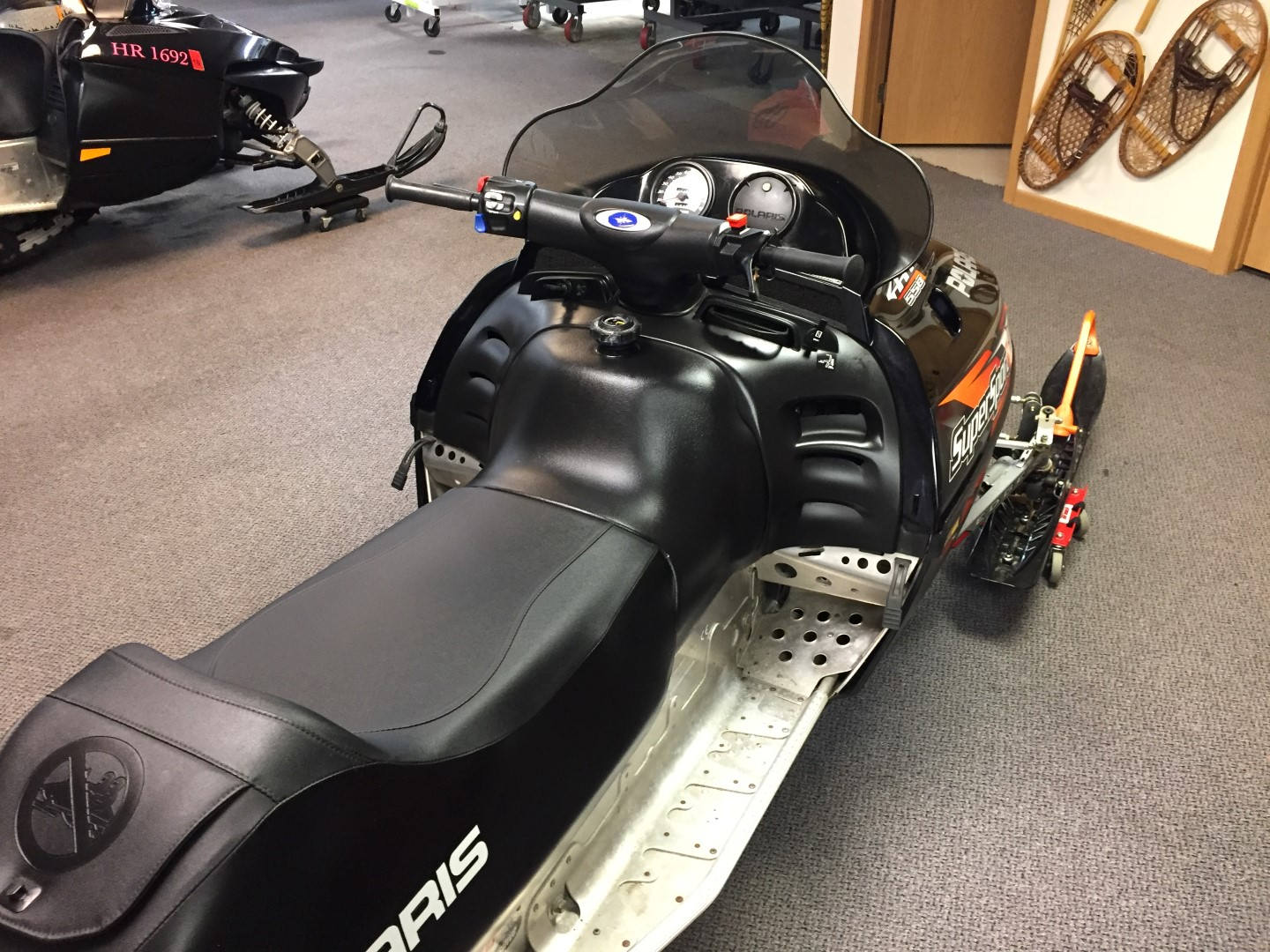 2005 polaris supersport 550 Deluxe track for sale seaberg motorsports crosslake MN sale great condition st cloud mn