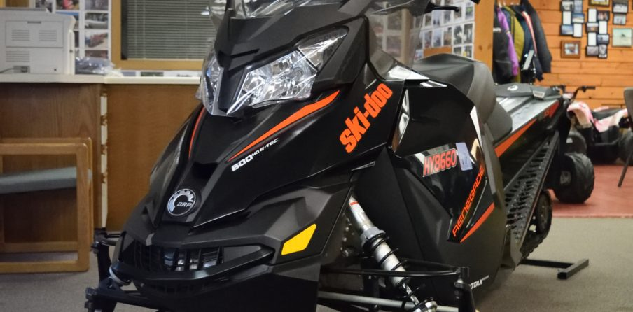 2015 Ski Doo Renegade 600 HO E-TEC Seaberg Motorsports Crosslake MN