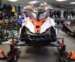 2016 Ski Doo Renegade X 600 HO E-TEC Seaberg Motorsports Crosslake Minnesota Front