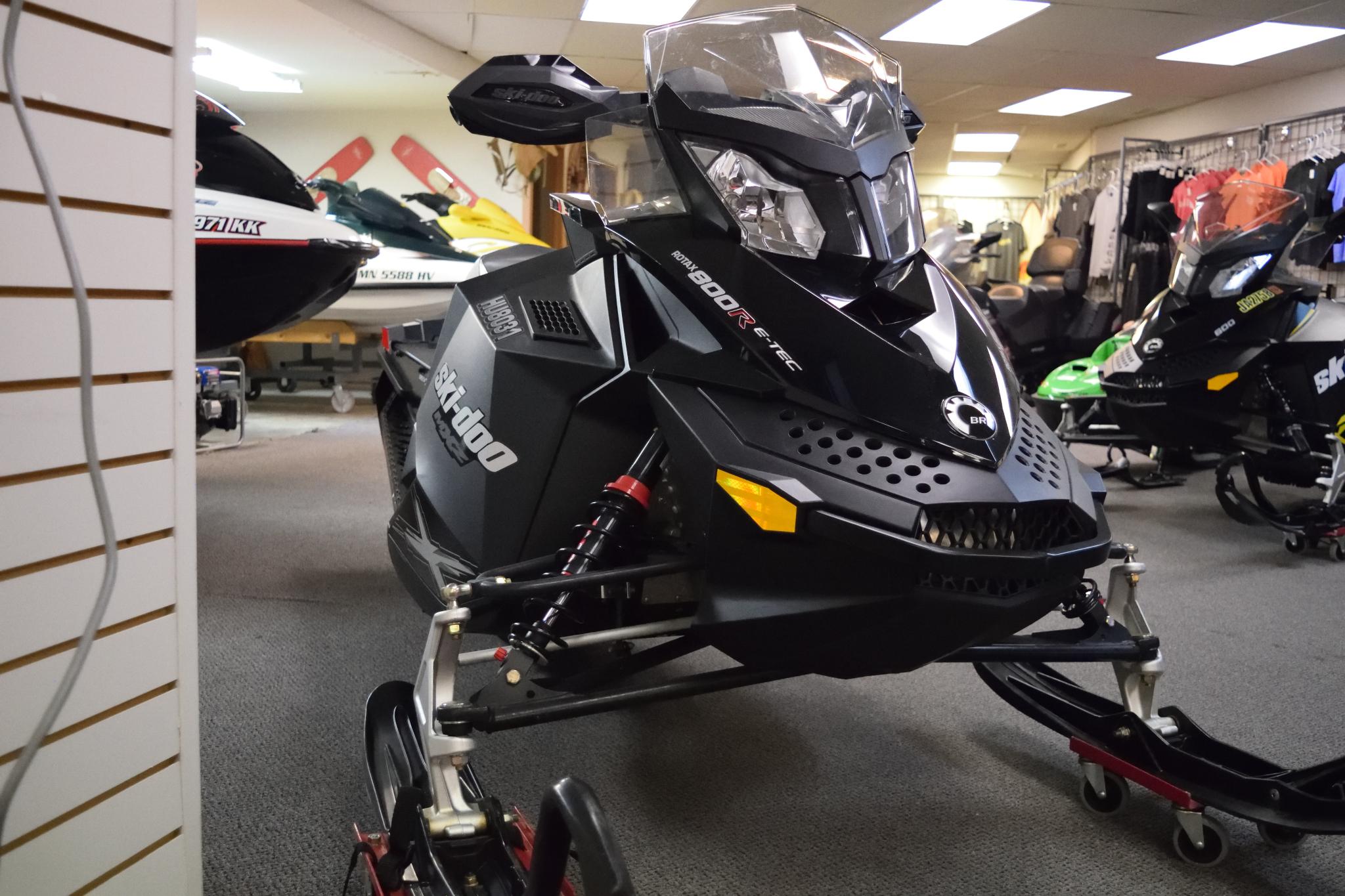 2011 Ski Doo MXZ X 800R E-TEC Seaberg Motorsports Crosslake MN