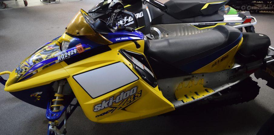 2007 Ski Doo 600HO X-RS Seaberg Motorsports Crosslake MN