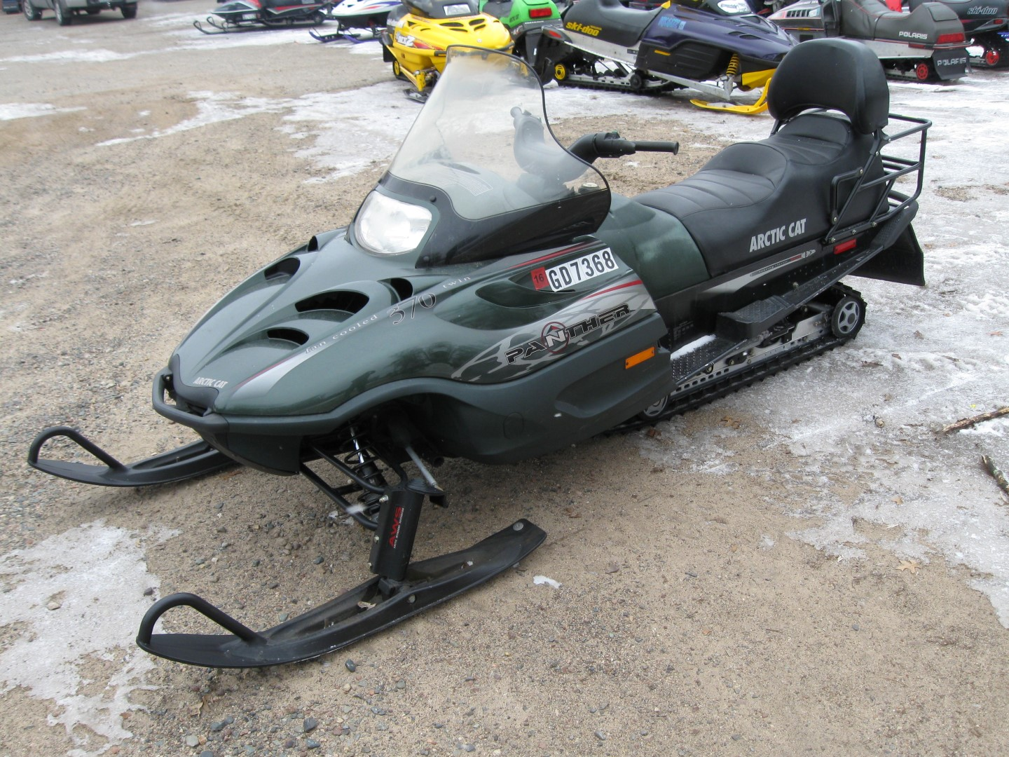 Arctic Cat  Ice Fishing Panther