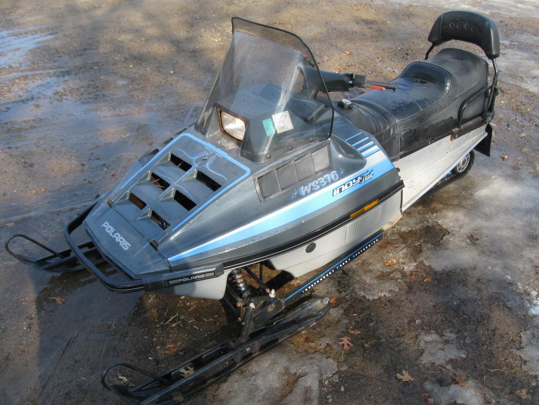1989 Polaris Indy Trail 2 Up Seabergmotorsports Com