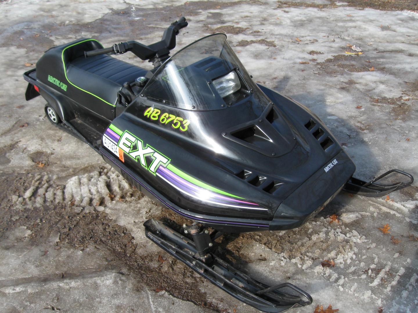 Arctic Cat Snowmobiles For Sale