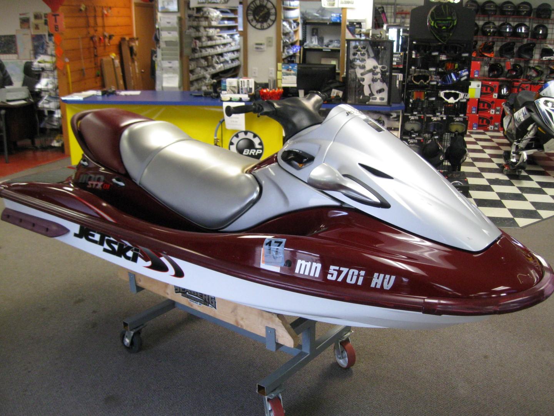 Kawasaki Stx Di Jet Ski