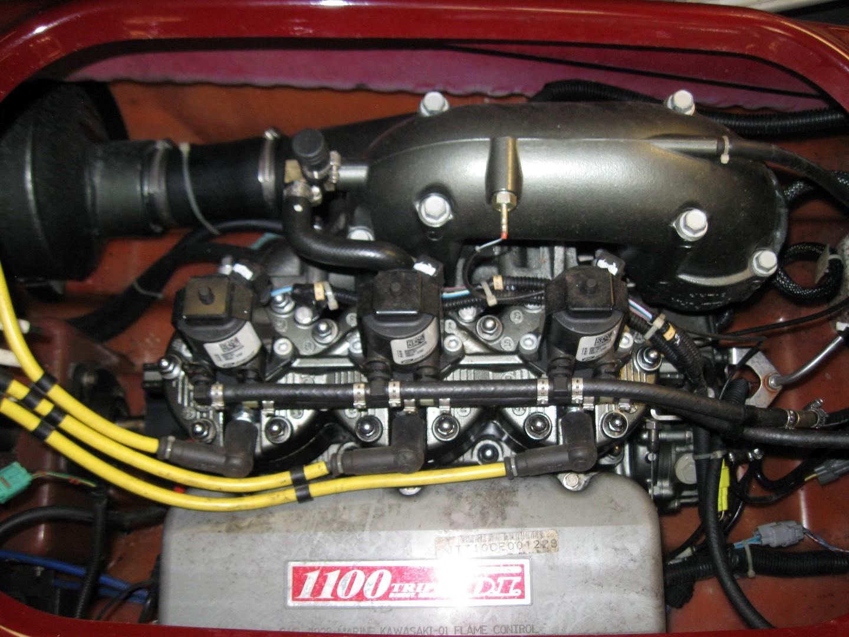 Kawasaki Stx Engine For Sale