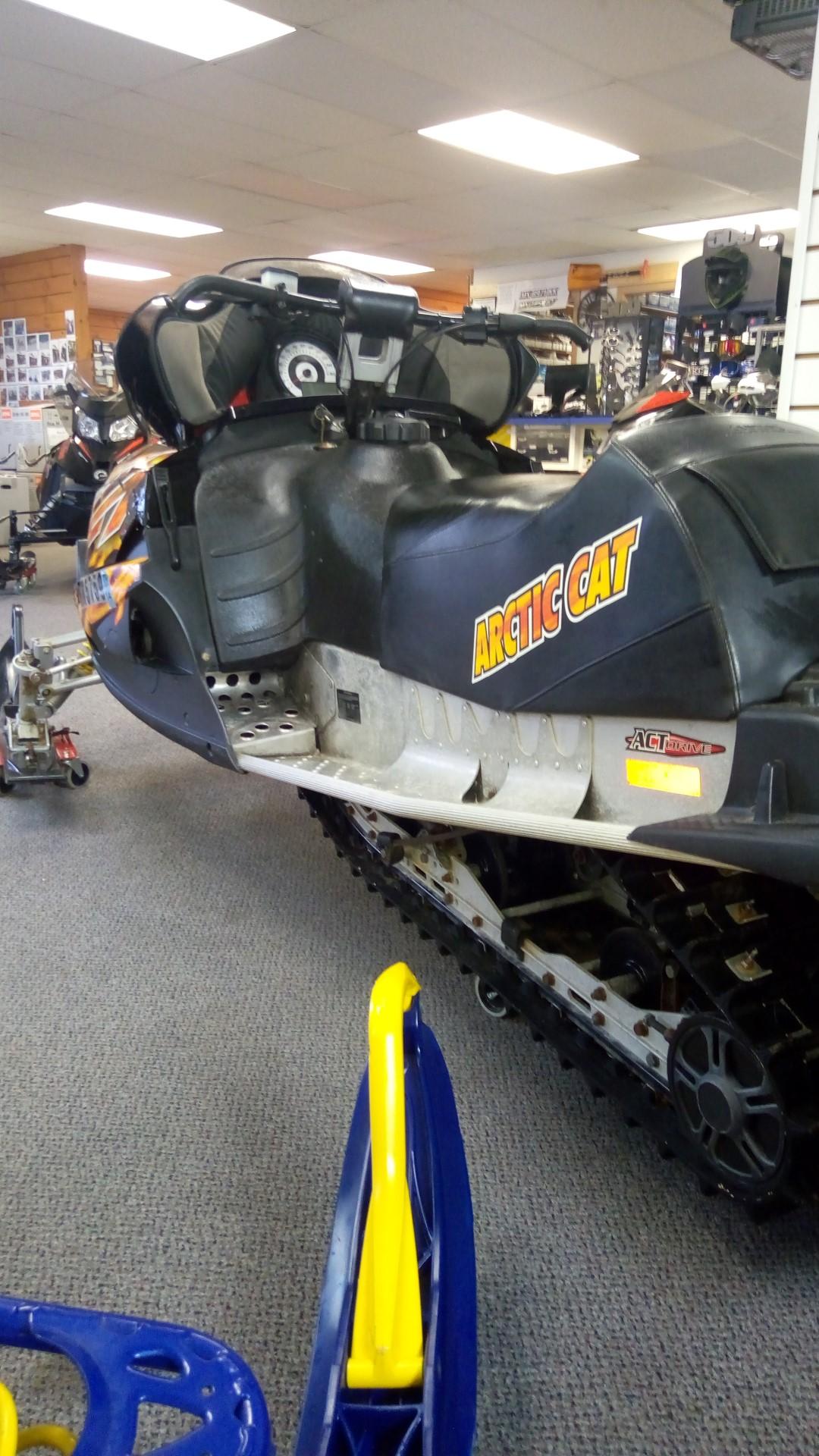 2005 Arctic Cat F7 Firecat Seaberg Motorsports Crosslake MN rear