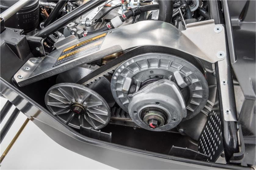 2018 yamaha Snoscoot Seaberg Motorsports Crosslake MN clutch