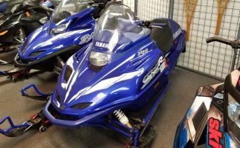 2000 Yamaha SXR 700 *LOW MILES*
