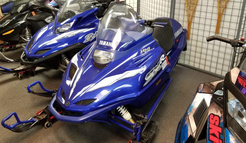 2000 Yamaha SXR 700 Crosslake MN Seaberg Motorsports Front