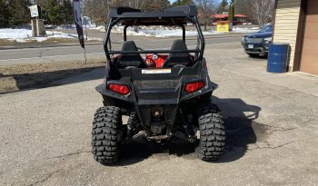 2008 Polaris Ranger RZR 800 EFI full